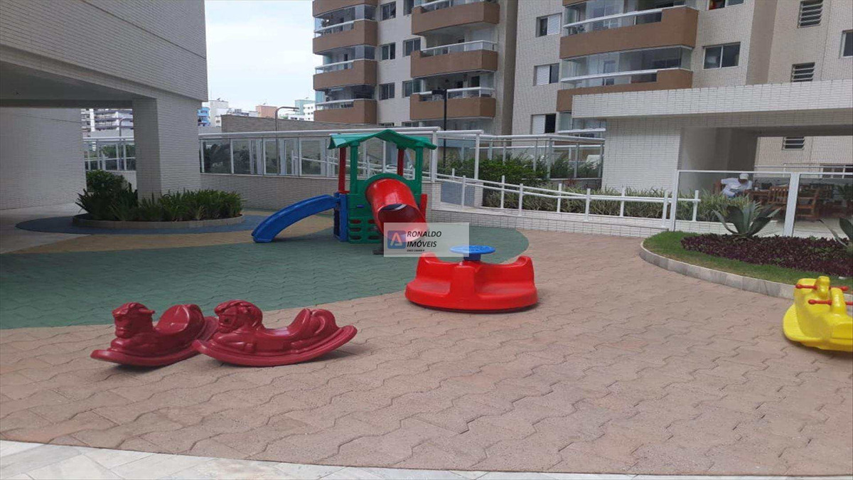 apartamento com 3 dorms, boqueirão, praia grande - r$ 820 mil, cod: 1036 - v1036