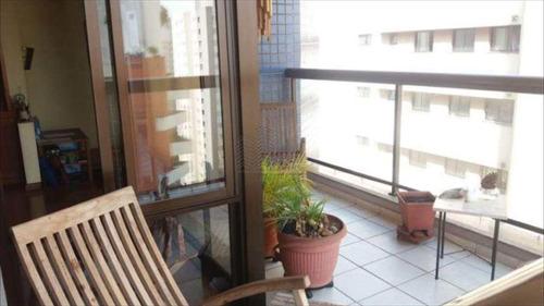 apartamento com 3 dorms, brooklin paulista, são paulo - r$ 1.500.000,00, 152m² - codigo: 662 - v662