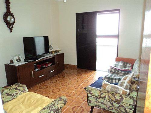 apartamento com 3 dorms, caiçara, praia grande - r$ 380.000,00, 119m² - codigo: 403400 - v403400