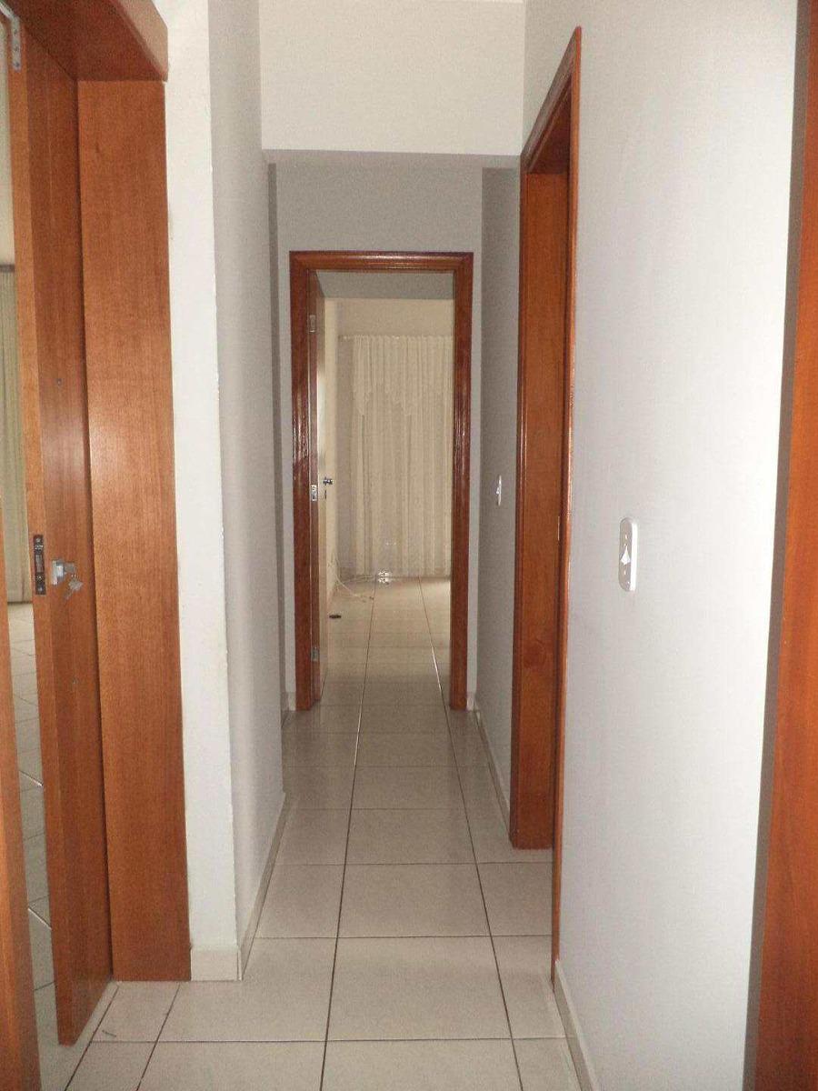 apartamento com 3 dorms, caiçara, praia grande - r$ 450.000,00, 136m² - codigo: 413218 - v413218