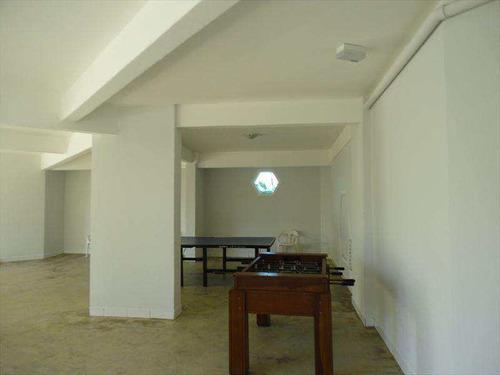 apartamento com 3 dorms, caiçara, praia grande - r$ 550.000,00, 128m² - codigo: 331401 - v331401
