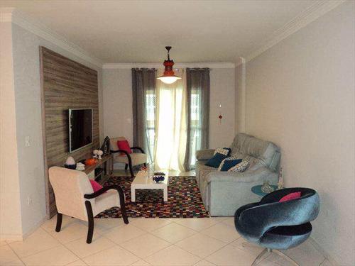 apartamento com 3 dorms, caiçara, praia grande - r$ 650.000,00, 121m² - codigo: 405300 - v405300