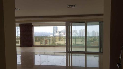 apartamento com 3 dorms, campo belo, são paulo - r$ 5.300.000,00, 350m² - codigo: 876 - v876