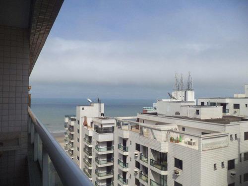 apartamento com 3 dorms, canto do forte, praia grande - r$ 620.787,00, 99,96m² - codigo: 413023 - v413023
