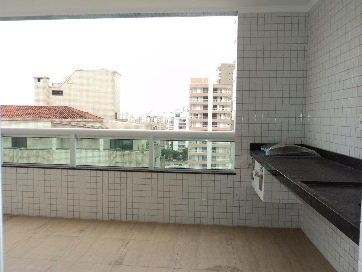 apartamento com 3 dorms, canto do forte, praia grande - r$ 646.542,00, 119,73m² - codigo: 412644 - v412644
