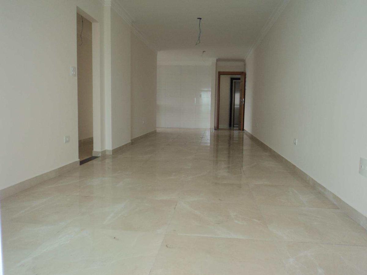 apartamento com 3 dorms, canto do forte, praia grande - r$ 648.810,00, 120,15m² - codigo: 412650 - v412650