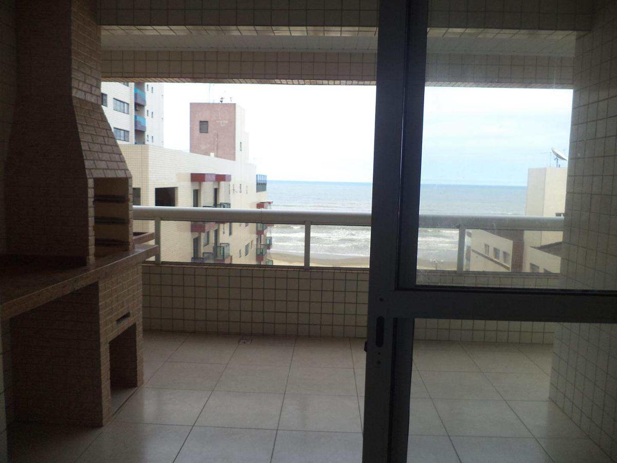 apartamento com 3 dorms, canto do forte, praia grande - r$ 679.500,00, 133,13m² - codigo: 412971 - v412971