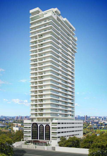 apartamento com 3 dorms, canto do forte, praia grande - r$ 684.000,00, 127,57m² - codigo: 412820 - v412820