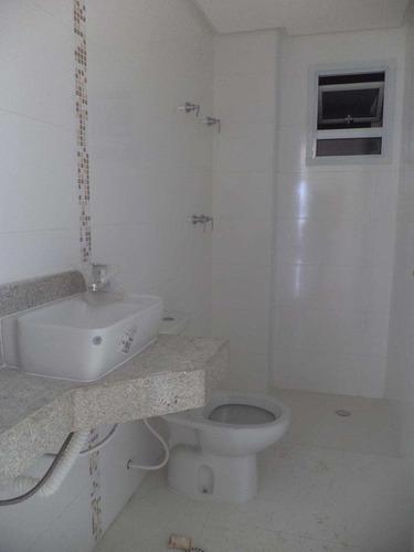apartamento com 3 dorms, canto do forte, praia grande - r$ 740.000,00, 109,26m² - codigo: 413173 - v413173