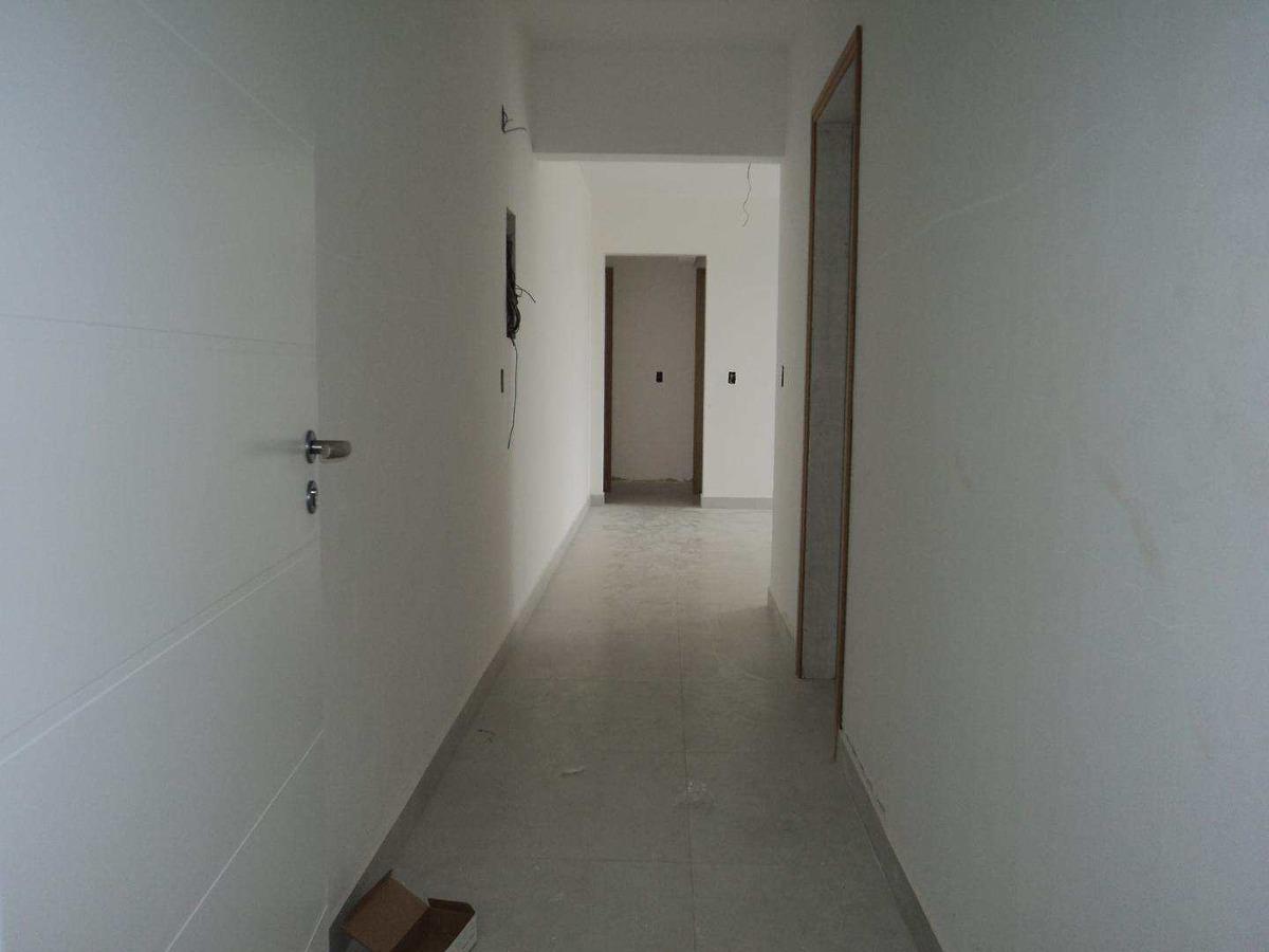 apartamento com 3 dorms, canto do forte, praia grande - r$ 740.000,00, 139,7m² - codigo: 412681 - v412681