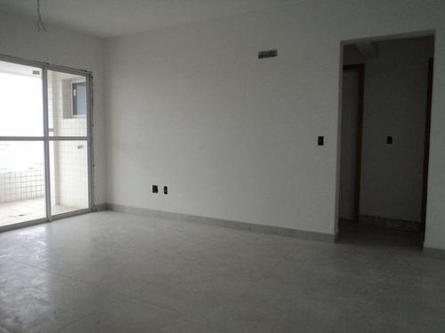 apartamento com 3 dorms, canto do forte, praia grande - r$ 740.000,00, 140,74m² - codigo: 412673 - v412673