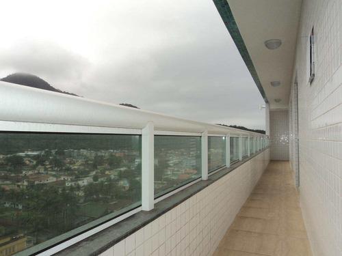 apartamento com 3 dorms, canto do forte, praia grande - r$ 742.635,76, 129,92m² - codigo: 412658 - v412658