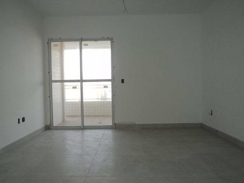 apartamento com 3 dorms, canto do forte, praia grande - r$ 744.000,00, 139,66m² - codigo: 412687 - v412687