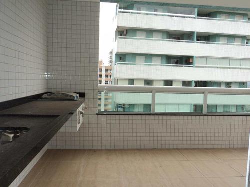 apartamento com 3 dorms, canto do forte, praia grande - r$ 755.627,76, 129,92m² - codigo: 412659 - v412659