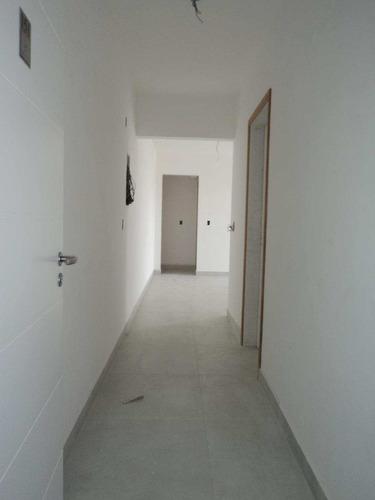 apartamento com 3 dorms, canto do forte, praia grande - r$ 784.000,00, 139,7m² - codigo: 412697 - v412697