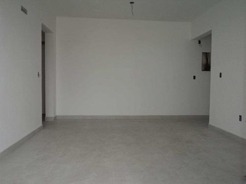 apartamento com 3 dorms, canto do forte, praia grande - r$ 788.000,00, 140,7m² - codigo: 412682 - v412682