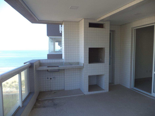 apartamento com 3 dorms, canto do forte, praia grande - r$ 799.000,00, 119,2m² - codigo: 413187 - v413187