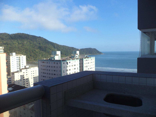 apartamento com 3 dorms, canto do forte, praia grande - r$ 860.000,00, 119,2m² - codigo: 413261 - v413261