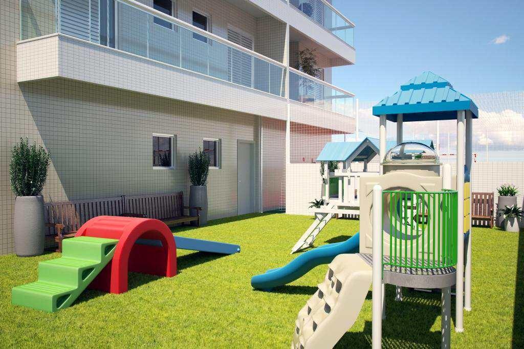 apartamento com 3 dorms, canto do forte, praia grande - r$ 954.000,00, 141,9m² - codigo: 412888 - v412888