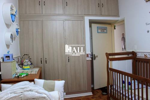 apartamento com 3 dorms, centro, são josé do rio preto - r$ 278.000,00, 95m² - codigo: 744 - v744