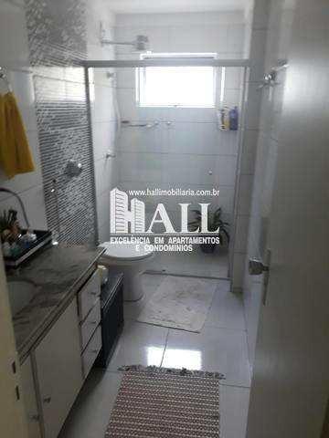 apartamento com 3 dorms, centro, são josé do rio preto - r$ 349.000,00, 120m² - codigo: 4018 - v4018
