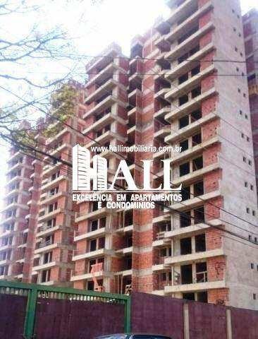 apartamento com 3 dorms, centro, são josé do rio preto - r$ 378.000,00, 92m² - codigo: 3485 - v3485