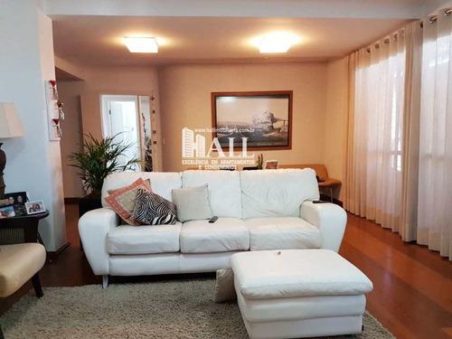 apartamento com 3 dorms, centro, são josé do rio preto - r$ 478.000,00, 154m² - codigo: 1043 - v1043
