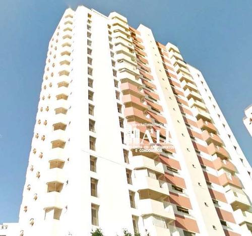 apartamento com 3 dorms, centro, são josé do rio preto - r$ 498.000,00, 140m² - codigo: 2693 - v2693