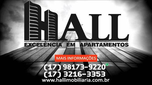 apartamento com 3 dorms, centro, são josé do rio preto - r$ 545.000,00, 180m² - codigo: 05355ok - v866