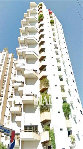 apartamento com 3 dorms, centro, são josé do rio preto - r$ 547.000,00, 140m² - codigo: 1575 - v1575