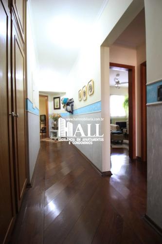 apartamento com 3 dorms, centro, são josé do rio preto - r$ 700.000,00, 210m² - codigo: 2878 - v2878