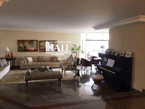 apartamento com 3 dorms, centro, são josé do rio preto - r$ 898.000,00, 428m² - codigo: 3146 - v3146