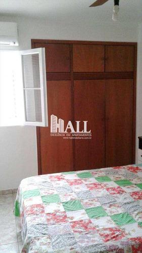 apartamento com 3 dorms, cidade nova, são josé do rio preto - r$ 259.000,00, 99,8m² - codigo: 1812 - v1812