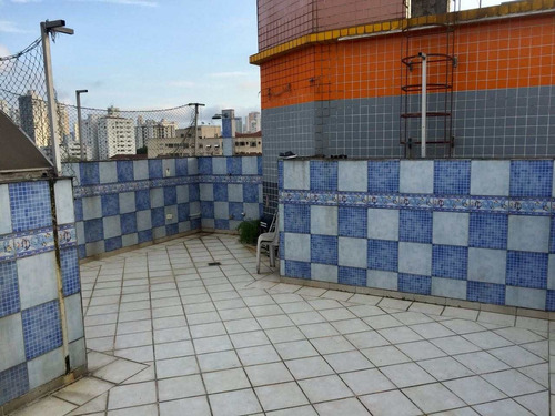 apartamento com 3 dorms, estuário, santos - r$ 400.000,00, 130m² - codigo: 9448 - v9448