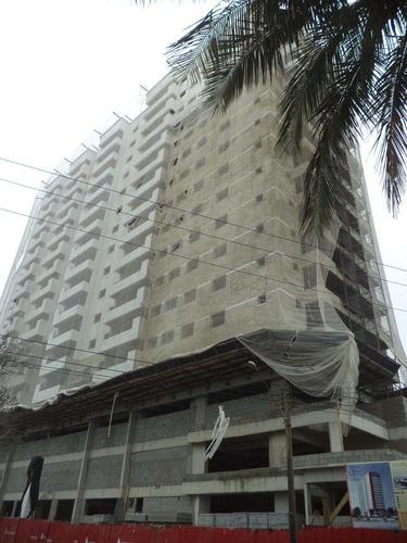 apartamento com 3 dorms, flórida, praia grande - r$ 410.000,00, 99m² - codigo: 413284 - v413284