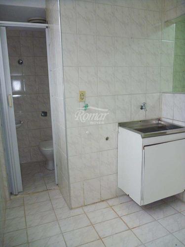 apartamento com 3 dorms, gonzaga, santoscod: 383 - a383