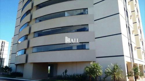 apartamento com 3 dorms, green fields residence club, são josé do rio preto - r$ 899.000,00, 158m² - codigo: 1976 - v1976