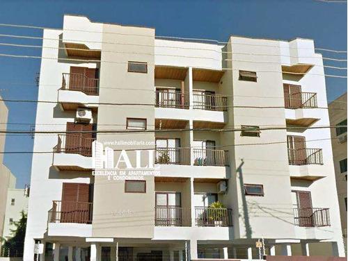 apartamento com 3 dorms, higienópolis, são josé do rio preto - r$ 275.000,00, 100m² - codigo: 3656 - v3656