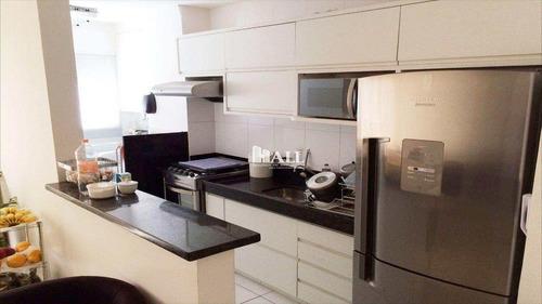apartamento com 3 dorms, higienópolis, são josé do rio preto - r$ 327.000,00, 80m² - codigo: 1506 - v1506