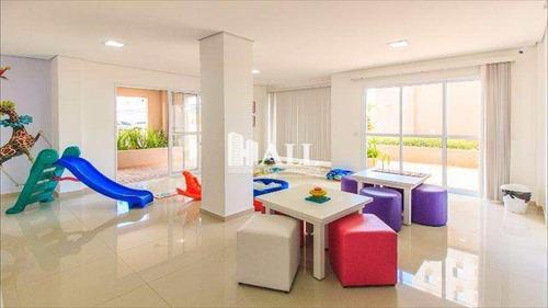 apartamento com 3 dorms, higienópolis, são josé do rio preto - r$ 375.000,00, 78m² - codigo: 1515 - v1515