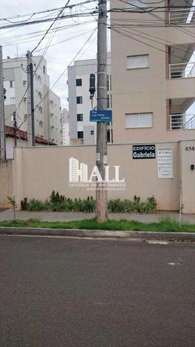 apartamento com 3 dorms, higienópolis, são josé do rio preto - r$ 378.000,00, 100m² - codigo: 584 - v584
