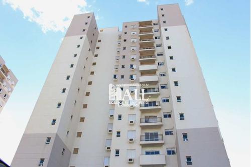 apartamento com 3 dorms, higienópolis, são josé do rio preto - r$ 388.000,00, 80m² - codigo: 1885 - v1885