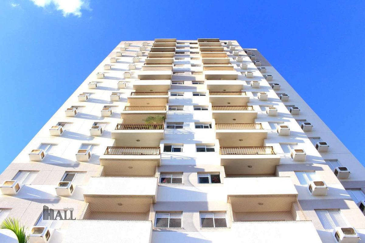 apartamento com 3 dorms, higienópolis, são josé do rio preto - r$ 398 mil, cod: 1886 - v1886