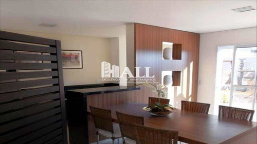 apartamento com 3 dorms, higienópolis, são josé do rio preto - r$ 398.000,00, 80m² - codigo: 1497 - v1497