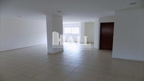 apartamento com 3 dorms, higienópolis, são josé do rio preto - r$ 398.000,00, 92m² - codigo: 551 - v551
