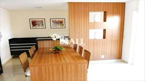 apartamento com 3 dorms, higienópolis, são josé do rio preto - r$ 418.000,00, 80m² - codigo: 1513 - v1513