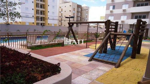 apartamento com 3 dorms, higienópolis, são josé do rio preto - r$ 447.000,00, 80m² - codigo: 1900 - v1900