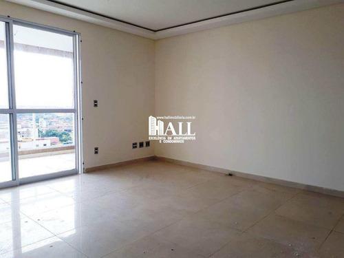 apartamento com 3 dorms, higienópolis, são josé do rio preto - r$ 468.000,00, 93m² - codigo: 3625 - v3625