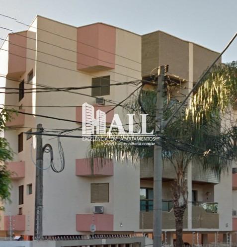 apartamento com 3 dorms, higienópolis, são josé do rio preto - v1051