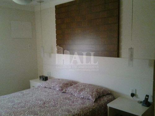 apartamento com 3 dorms, jardim alto rio preto, são josé do rio preto - r$ 269.000,00, 78m² - codigo: 2119 - v2119